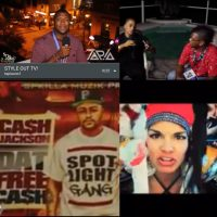Images from Style Out Tv Interviews with Berns,Cash Jackson and DownTown Orlando